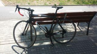 Bicicleta carretera triban 500