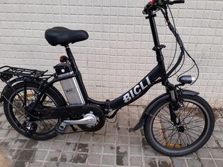 Bicicleta eléctrica 20 Plegable.,