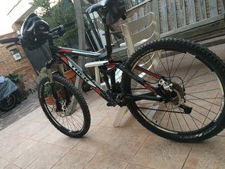 Bicicleta Trek Fuel Ex6