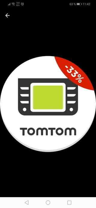 Tomtom para moviles android