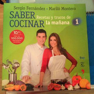 Libro cocina Saber Cocinar