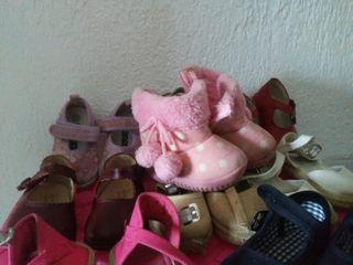 zapatos entre el 18 al 21