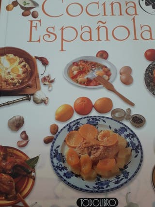 libros de cocina