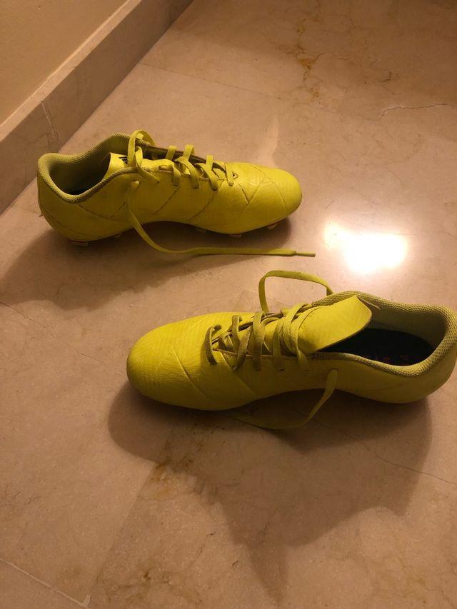 Botas Fútbol Adidas Niño 41 1/2
