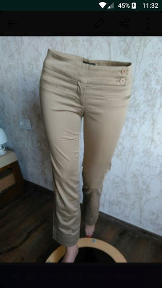 PANTALON BÀSIC ZARA T.34