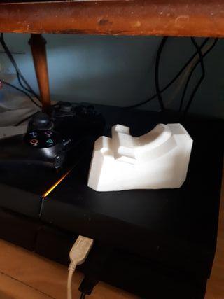 Mando PS4 (soporte).