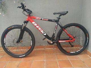 bicicleta de montaña b-pro zs1 pro S revisada