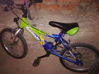 Bicicleta infantil Bh California