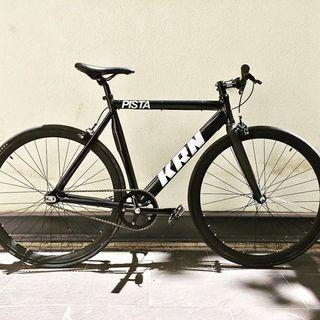 Bicicleta Aluminio Single Speed