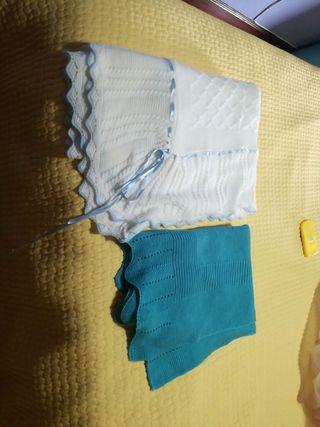 mantas de bebe