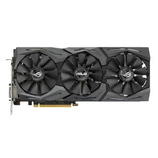 Asus ROG GeForce GTX 1060 Strix Gaming OC 6GB