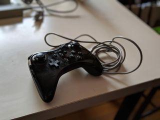 Wii U mando pro más cargador