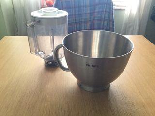 Piezas y complementos de Philips Kitchen Machine