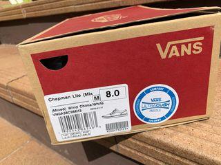 Vans originales ultracush champman lote