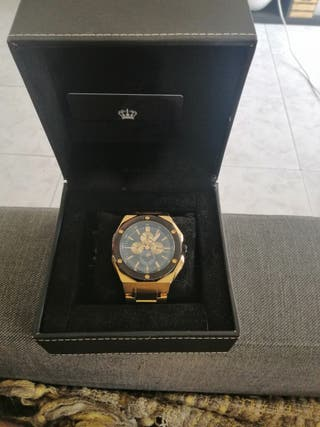 reloj suizo Louis XVI