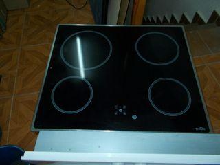 Vitro +horno eléctricos