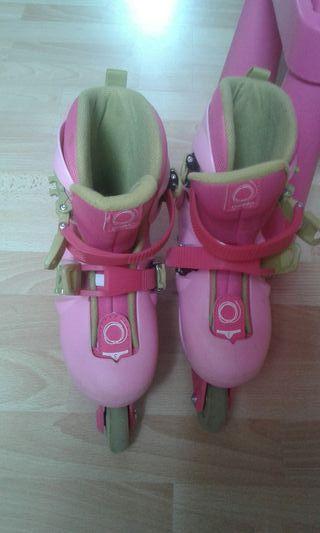 patines niña