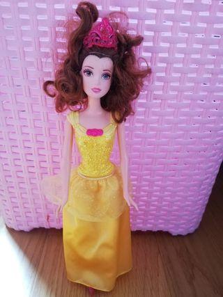 Princesa Bella Disney