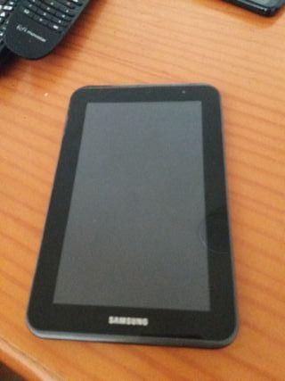 vendo tablet telefono modelo Samsung de 7 pulgadas
