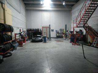 Se vende taller automocion