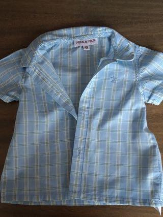 Camisa niño 6M