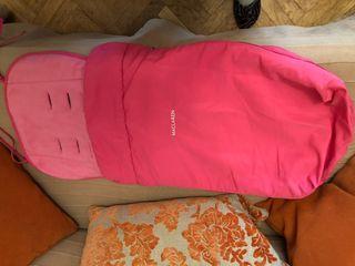 Saco Macklaren rosa