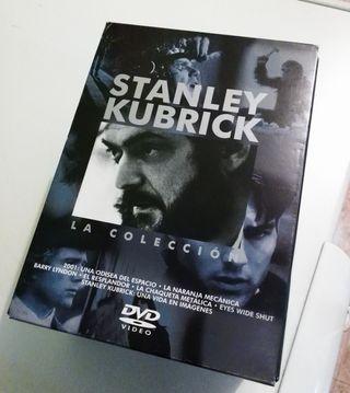 Stanley Kubrick: La colección [7 DVD's]