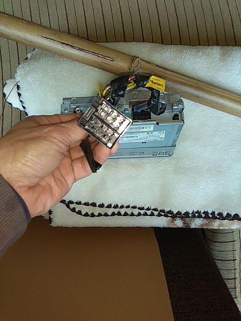 RADIO-CD PIONEER 4X45W