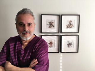Masajista masculino en O´Donnell-Goya