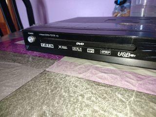 DVD +TDT TODO EN UNO