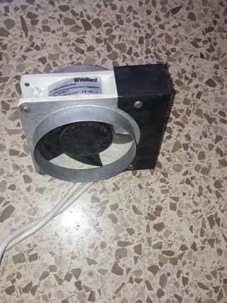 ventilador de calentador