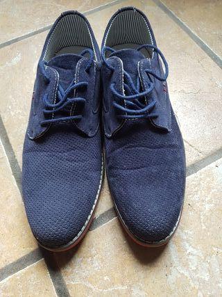zapato caballero talla 40