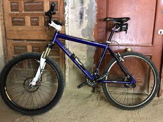 MTB bici de montaña
