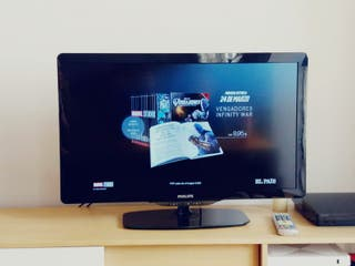 televisión Philips de 32 pulgadas tv
