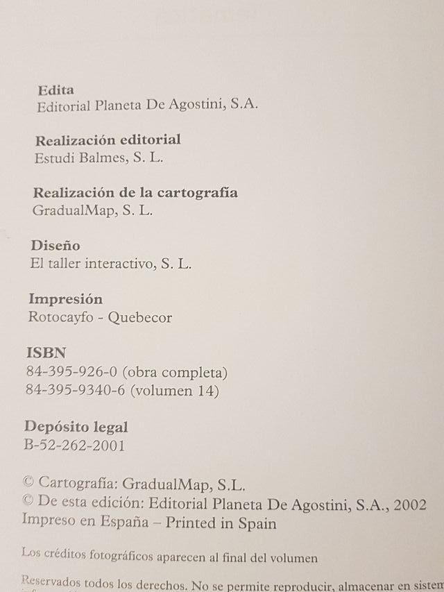 Gran Enciclopedia Sapiens completa