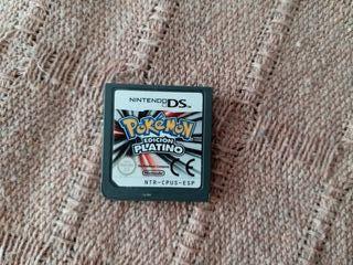 Juego Pokemon edicion platino Nintendo Ds