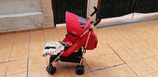 Silla de paseo Bebé duo