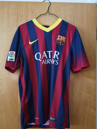 FC Barcelona Authentic Home Jersey 14/15