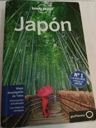 Japón Lonely Planet