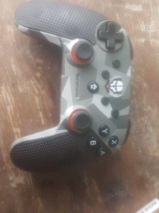 mando wireless pro controller switch