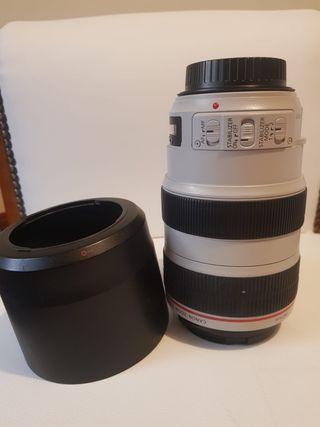 Objetivo Canon 70-300 4-5,6 L IS USM