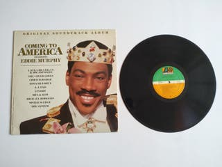 Lp soundtrack Coming to america