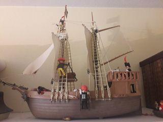 Barco Pirata clicks de Famobil