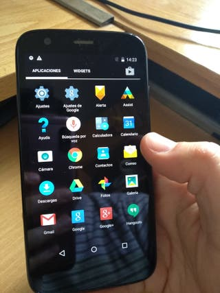 Motorola Moto G.