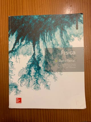 Libro física 1r batxillerat McGrawHill Education