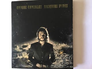 QUIQUE GONZÁLEZ DAIQUIRI BLUES