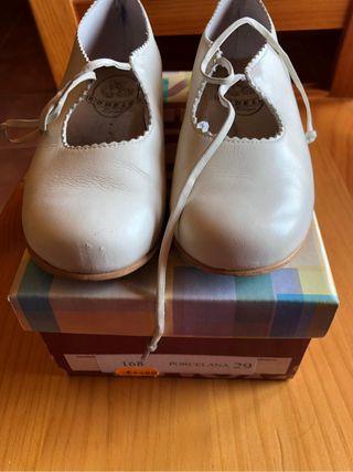 Zapato Shoes N 29 porcelana