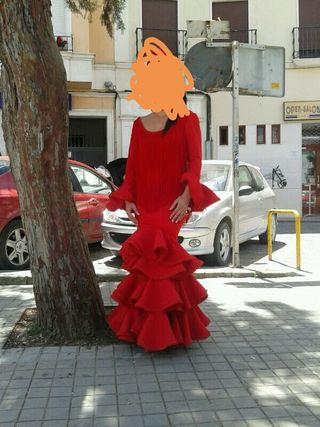 vestido de gitana