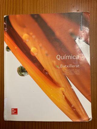 Libro química 1r batxillerat McGrawHill