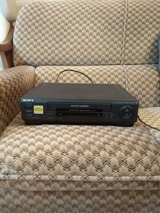 video reproductor VHS